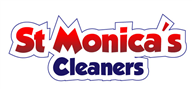 Logoinn created this logo for St Monica's Cleaners Ltd - who are in the Cleaning Services Logo Design  Sectors