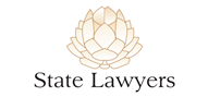 Logoinn created this logo for State Lawyers - who are in the Law Logo Design  Sectors