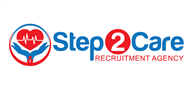 Logoinn created this logo for Step2care - who are in the Recruitment Logo Design  Sectors