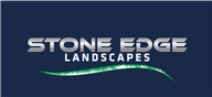 Logoinn created this logo for Stone Edge Landscapes - who are in the Landscape Logo Design  Sectors