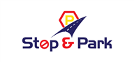 Logoinn created this logo for Stop and Park - who are in the Transportation Logo Design  Sectors