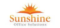 Logoinn created this logo for Sunshine Office Solutions - who are in the Business Logo Design  Sectors