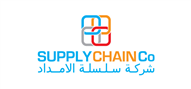 Logoinn created this logo for Supply Chain  Company  W.L.L - who are in the Arabic Logo Design  Sectors