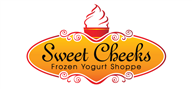 Logoinn created this logo for Sweet Cheeks - who are in the Cafes Logo Design  Sectors