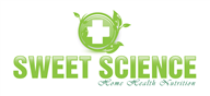 Logoinn created this logo for Sweet Science Home Health Nutrition - who are in the Health Logo Design  Sectors