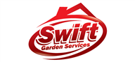 Logoinn created this logo for Swift Garden Services - who are in the Landscape Logo Design  Sectors