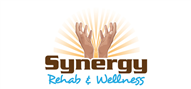 Logoinn created this logo for Synergy Rehab & Wellness - who are in the Wellness Logo  Sectors