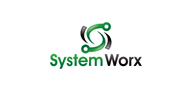 Logoinn created this logo for System Worx - who are in the Information Technology Logo Design  Sectors