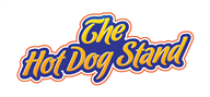 Logoinn created this logo for THE HOT DOG STAND - who are in the Cafes Logo Design  Sectors