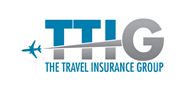 Logoinn created this logo for THE TRAVEL INSURANCE GROUP - who are in the Insurance Logo Design  Sectors