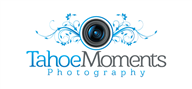 Logoinn created this logo for Tahoe Moments Photography - who are in the Photography Logo Design  Sectors