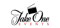 Logoinn created this logo for Take One Events - who are in the Events Logo Design  Sectors