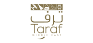 Logoinn created this logo for Taraf Middle east - who are in the Arabic Logo Design  Sectors