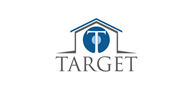 Logoinn created this logo for Target Rentals-The Maintman llc - who are in the Property Logo  Sectors