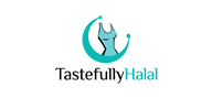 Logoinn created this logo for Tastefully Halal - who are in the Cafes Logo Design  Sectors
