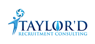 Logoinn created this logo for Taylor'd Recruitment Consulting - who are in the Recruitment Logo Design  Sectors