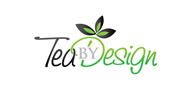 Logoinn created this logo for Tea By Design - who are in the Beverages Logo Design  Sectors
