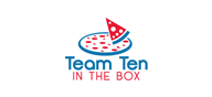 Logoinn created this logo for Ten in the Box PTY LTD - who are in the Cafes Logo Design  Sectors