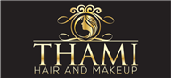 Logoinn created this logo for Thami Hair and Makeup  - who are in the Makeup Logo  Sectors
