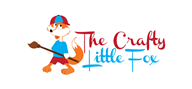 Logoinn created this logo for The Crazy Little Fox - who are in the Kids Logo  Sectors