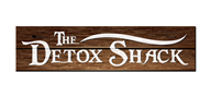 Logoinn created this logo for The Detox Shack Limited - who are in the Beverages Logo Design  Sectors