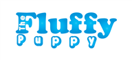 Logoinn created this logo for The Fluffy Puppy, LLC - who are in the Veterinary Logo Design  Sectors