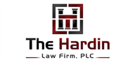 Logoinn created this logo for The Hardin Law Firm, PLC - who are in the Law Logo Design  Sectors