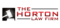 Logoinn created this logo for The Horton Law Firm - who are in the Law Logo Design  Sectors