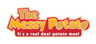 Logoinn created this logo for The Messy Potato - who are in the Food Logo Design  Sectors