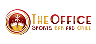 Logoinn created this logo for The Office Sports Bar and Grill - who are in the Cafes Logo Design  Sectors