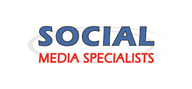 Logoinn created this logo for The Social Media Specialists - who are in the Marketing Logo Design  Sectors
