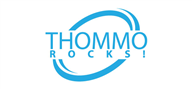 Logoinn created this logo for Thommo Rocks! - who are in the Games Logo Design  Sectors