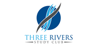 Logoinn created this logo for Three Rivers Study Club - who are in the Medical Logo  Sectors
