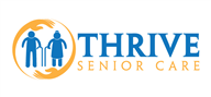 Logoinn created this logo for Thrive Senior Care - who are in the Medical Logo  Sectors
