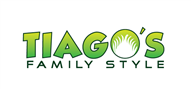 Logoinn created this logo for Tiago's Family Style - who are in the Beverages Logo Design  Sectors