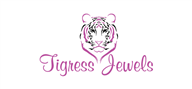 Logoinn created this logo for Tigress Fashion & Jewels - who are in the Jewelry Logo Design  Sectors