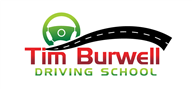 Logoinn created this logo for Tim Burwell Driving School - who are in the Transportation Logo Design  Sectors