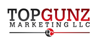 Logoinn created this logo for Top Gun Marketing LLC - who are in the Logo Download  Sectors