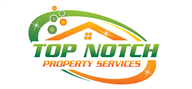Logoinn created this logo for Top Notch Property Services - who are in the Property Logo  Sectors