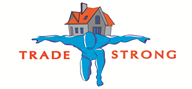 Logoinn created this logo for Trade Strong - who are in the Property Logo  Sectors