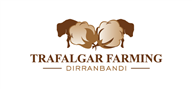 Logoinn created this logo for Trafalgar Farming - who are in the Animal Logo Design  Sectors
