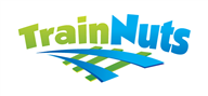 Logoinn created this logo for Train Nuts - who are in the Wholesale Logo Design  Sectors