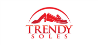 Logoinn created this logo for Trendy Soles - who are in the Fashion Logo Design  Sectors