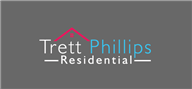 Logoinn created this logo for Trett Phillips Residential - who are in the Real Estate Logo Design  Sectors