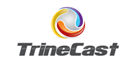 Logoinn created this logo for TrineCast - who are in the Church Logo Design  Sectors