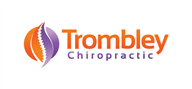 Logoinn created this logo for Trombley Chiropractic - who are in the Wellness Logo  Sectors