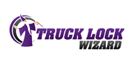 Logoinn created this logo for Truck Lock Wizard - who are in the Security Services Logo Design  Sectors
