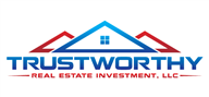 Logoinn created this logo for Trustworthy Real Estate Investment, LLC - who are in the Real Estate Logo Design  Sectors