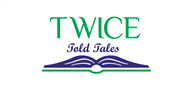 Logoinn created this logo for Twice Told Tales - who are in the Publishing Logo  Sectors