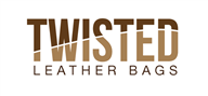 Logoinn created this logo for TwistedLeatherBags - who are in the Wholesale Logo Design  Sectors